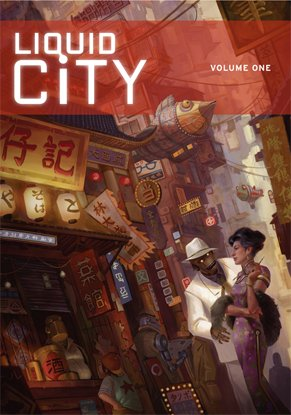 Liquid City Volume 1